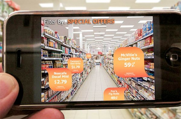 VIDEOS Augmented Reality Apps For Retail 5 AR Retail Trends