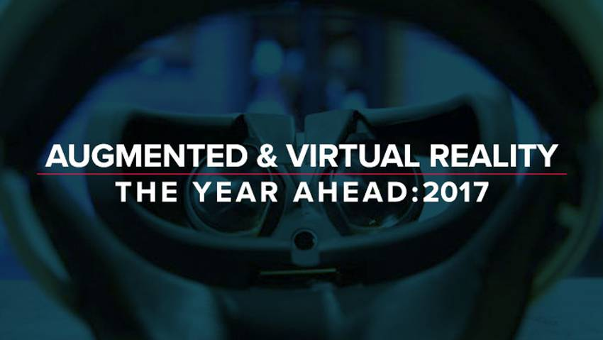 Top Virtual Reality And Augmented Reality Technology