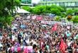 Encontro reúne movimentos grevistas de servidores municipais de Cubatão, Santos e Florianópolis