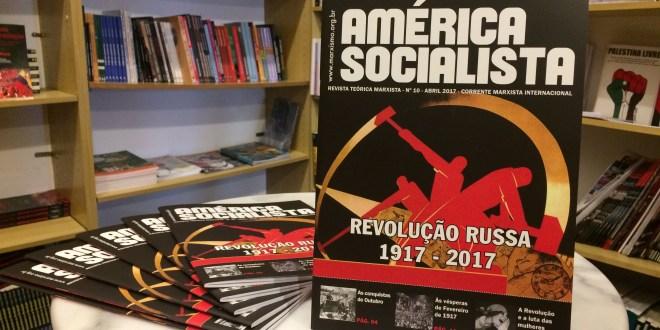 Lançada nova edição da revista América Socialista
