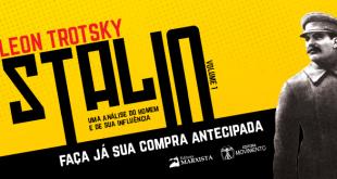 """Alan Woods fala sobre sua vinda ao Brasil para lançamento do livro """"Stalin"""", de Leon Trotsky"""