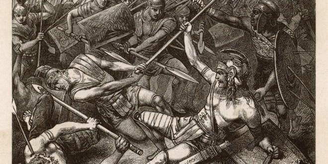 Espártaco: um verdadeiro representante do proletariado da Antiguidade