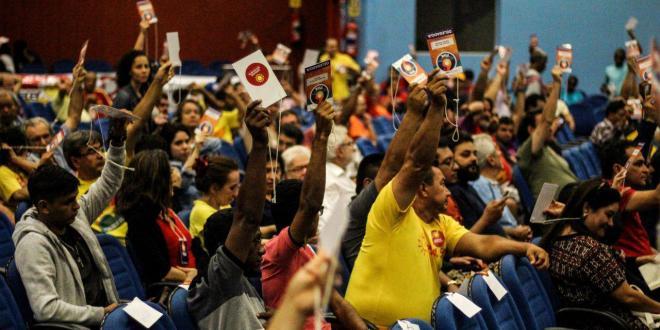 Congresso do PSOL 2017: partido adota a plataforma Vamos