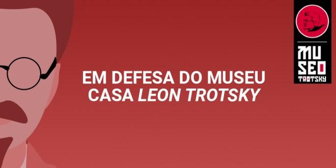 Esteban Volkov, Leonardo Padura e Alan Woods lançam campanha do Museu Trotsky no Brasil