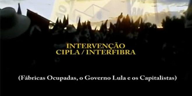 Intervenção – Documentário das Fábricas Ocupadas