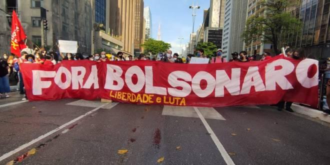 Derrubar Bolsonaro para inaugurar  um novo tempo