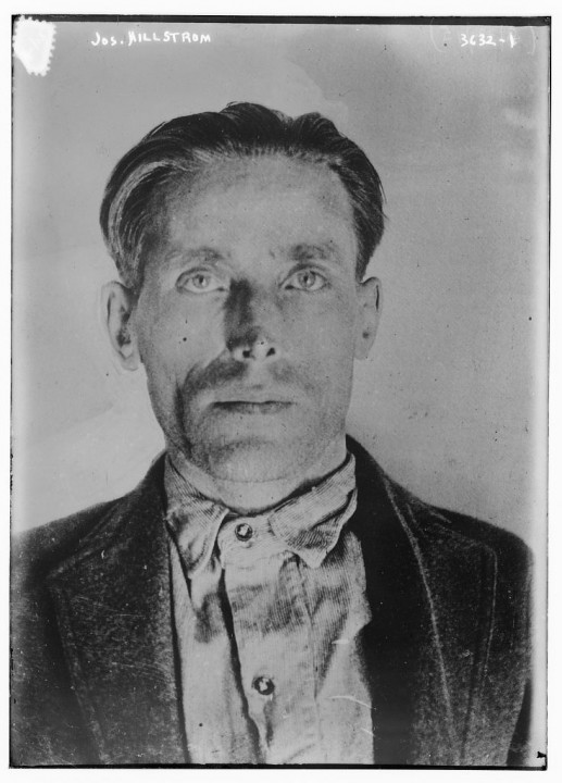 Joseph Hillström Imagen Dominio Público