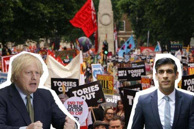Boris Sunak Image Socialist Appeal