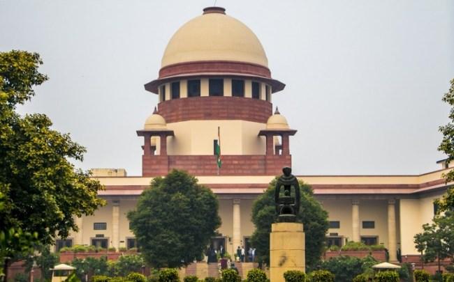 Supreme Court of India Image Subhashish Panigrahi