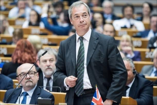 Nigel Farage Image European Parliament CC BY NC ND 2.0