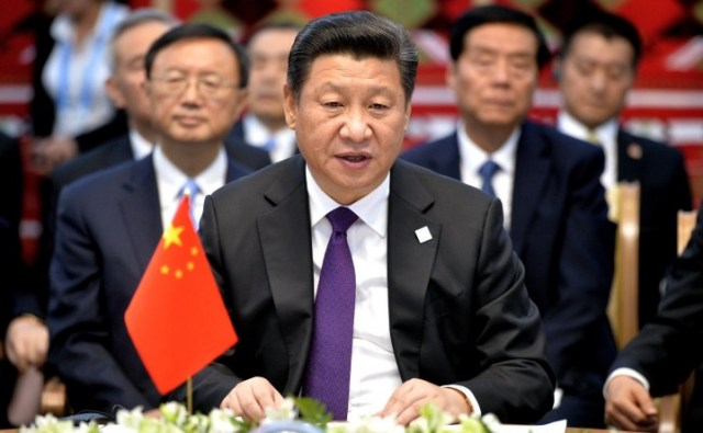 Xi Jinping is consolidating his grip on the CCP Image kremlin.ru