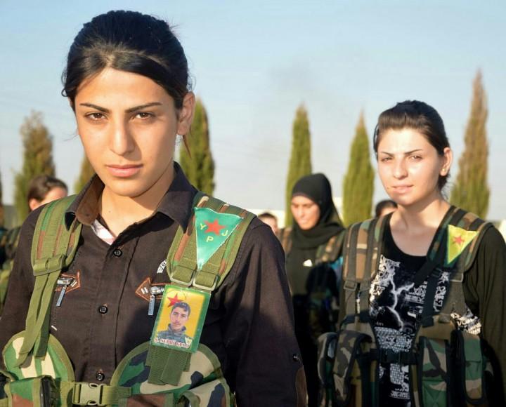 YPG Image Kurdishstruggle