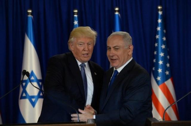 Trump Netanyahu 2 Image IsraelMFA