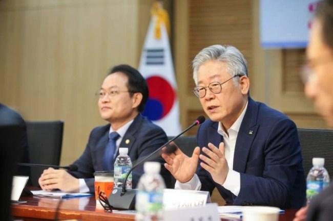 Lee Image Lee Jae Myung