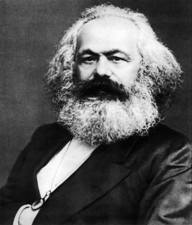 Karl Marx 10 Image public domain