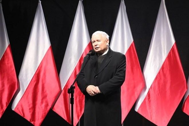 Jarosław Kaczyński Image Kancelaria Sejmu