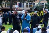 Rally in Sydney. Photo: Jamie Kennedy