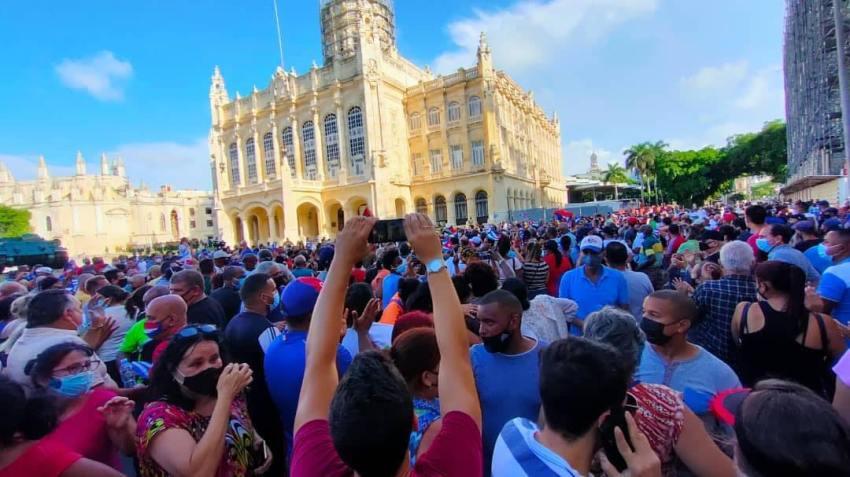 Cuba demo Image Johana Tablada