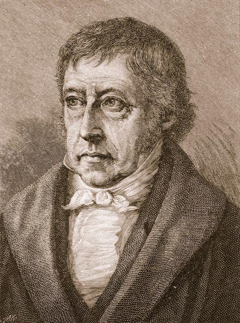 Hegel etching Image public domain
