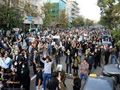 Iran: Eyewitness report from Tehran's demonstrations on 4 November