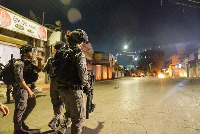 Israeli Police Image Israel Police