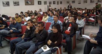 Primera Escuela Panamericana de la CMI