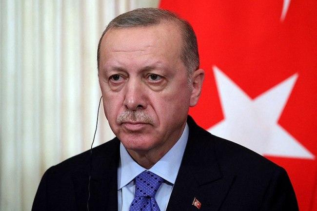 Recep Tayyip Erdogan Image Mikhail Klimentyev