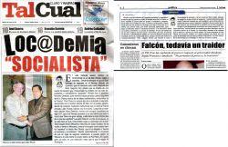 Petkoff ataca a Chávez - respuesta de Alan Woods