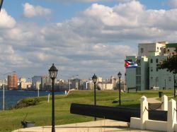 Hotel Nacional, Havana. Foto: Scatuchio