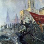 نومبر 1917: انقلاب کی فیصلہ کن رات