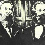 مارکس اور اینگلز