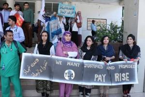 YDA Multan Protest 01