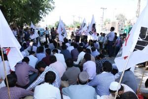 YDA Multan Protest 04