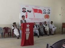 manzoor baloch speaking