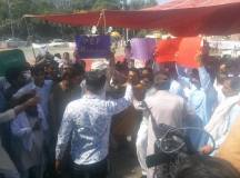2nd day Punjab teachers sit-in protest against Privatization 04