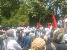 Lahore-Wapda Hydro Union Protest for Pay Raise 07