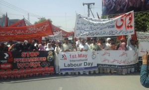 May Day Rally in Multan 01