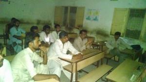 May Day Seminar in Karachi
