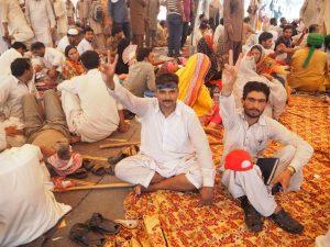 PRSP Sit-In Protest Lahore 06