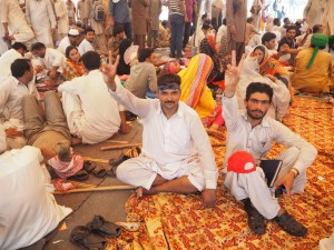 PRSP Sit-In Protest Lahore 06