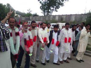 Kashmir Health Workers Successful Strike (13)