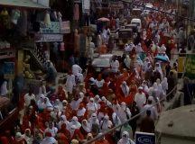 Kashmir Health Workers Successful Strike (6)