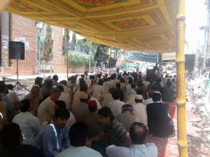 Quetta 15th day of YDA and Paramedics Protest 01