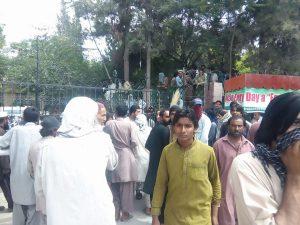 Quetta Metropolitan Workers Protest (1)