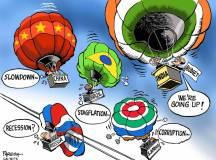 ہندوستان: معاشی تضادات کی کوکھ میں پلتے طوفان (حصہ اول)