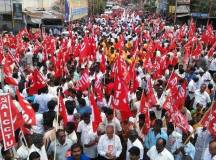 ہندوستان: انسانی تاریخ کی سب سے بڑی عام ہڑتال۔۔ حکمران لرز اٹھے