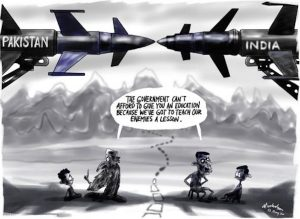 india-pakistan-education-war-cartoon