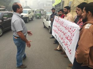 pya-lahore-protest-against-attack-on-bso-pajjar-central-organizer-zareef-rind-house-5