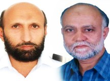شہید عنایت رضا اور شہید سلیم اکبر