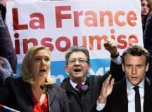 فرانس: روایتی پارٹی کا انہدام اور میلنشوں کا ابھار